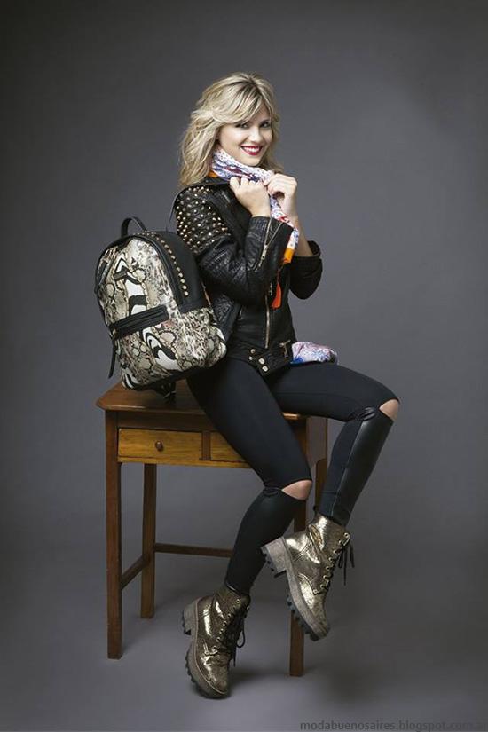 Moda otoño invierno 2016 XL carteras, bolsos, abrigos, zapatos y botas de moda otoño invierno 2016.