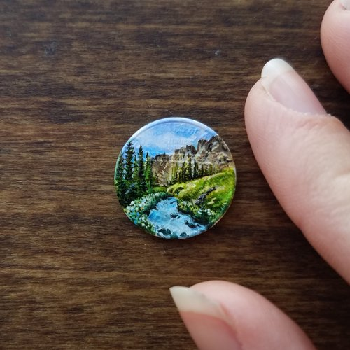 12 Awesome Penny Paintings.
