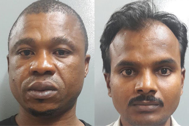 Nigerian man arrested for perpetrating OLX fraud in India