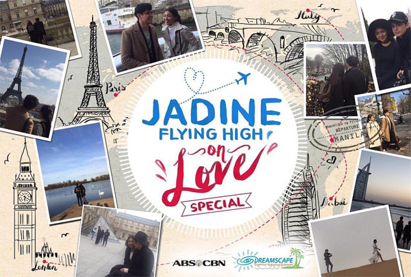 Watch: James Reid and Nadine Lustre's Flying High On Love TV Special