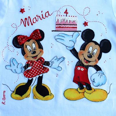Camiseta Disney