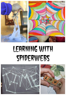 Learning activities for elementary school inspired by spiders and Charlotte's Web