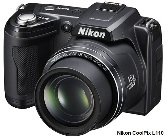 Nikon CoolPix L110 camera review