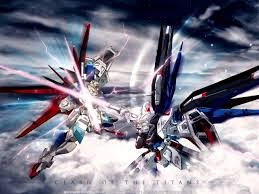 Chiến Binh Thần Tốc -Gundam Seed Destiny