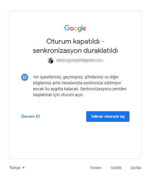 Uzantının tam işlevselliğini görmeye başlamak için, araç çubuğundaki simgeye tıklayarak Gmail hesaplarınızdan birine giriş yapın. Oturum açın.
