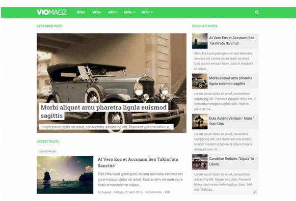 Download Template VioMagz Gratis Mas Sugeng Terbaru