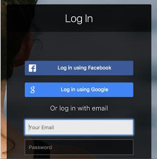 Hotmail Facebook Login