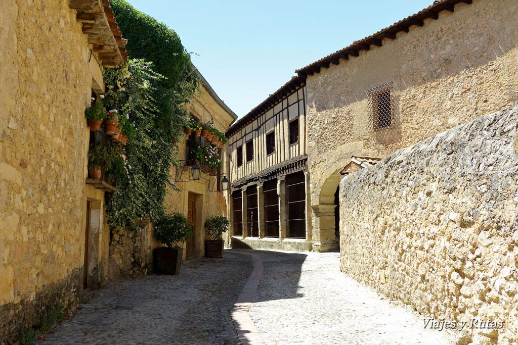 Calles y rincones de Pedraza