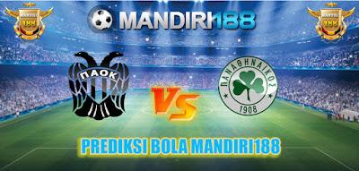 AGEN BOLA - Prediksi PAOK vs Panathinaikos 1 Juni 2017