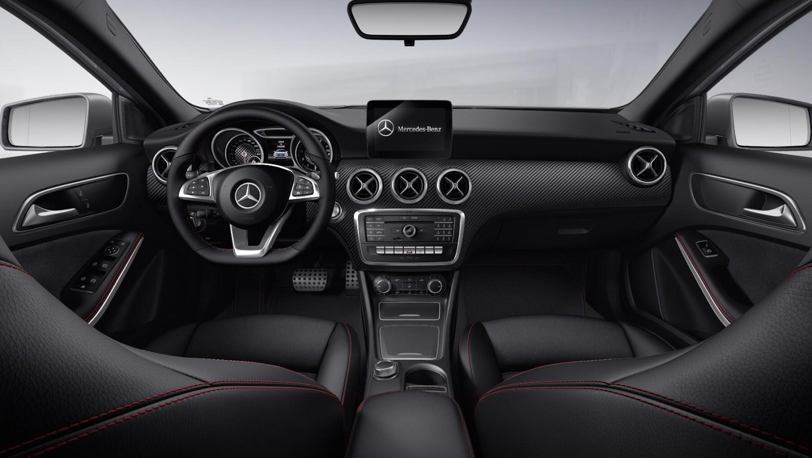 Lanzamiento mercedes benz clase a facelift autoblog for Mercedes benz clase c 2017 precio