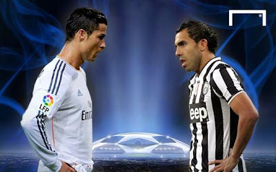 Real Madrid-Juventus