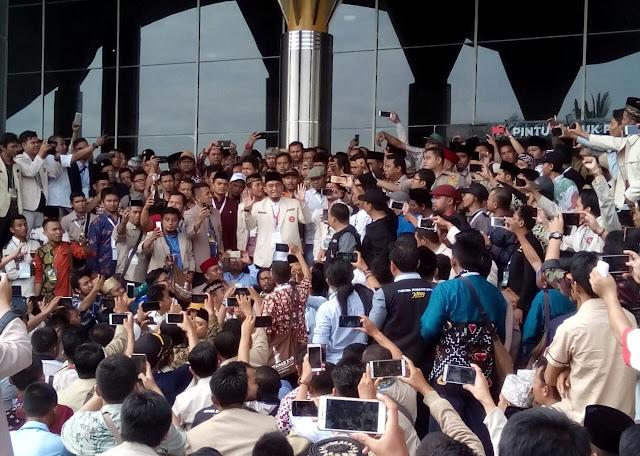Peraturan Protokoler Paspampres Sempat Bikin 'Ricuh' Peserta Muktamar Pemuda Muhammadiyah