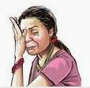 नारी : पति के अहं की शिकार