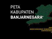 Aplikasi Peta  Kabupaten Banjarnegara