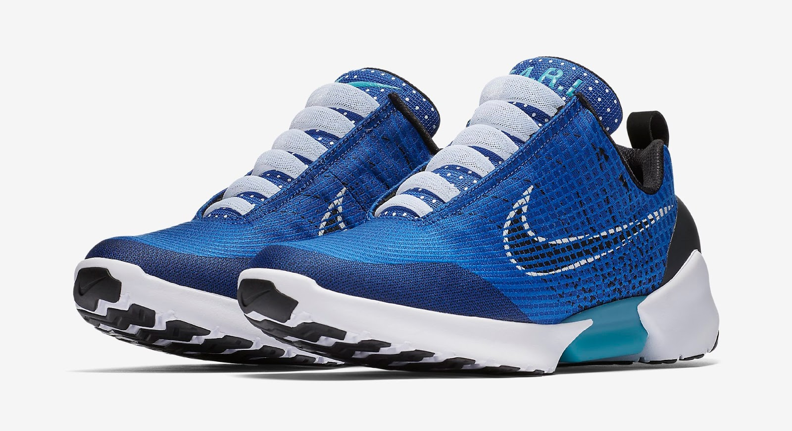 cheap for discount ae3c9 67c3b Nike HyperAdapt Sport RoyalWhite will release this end of the month