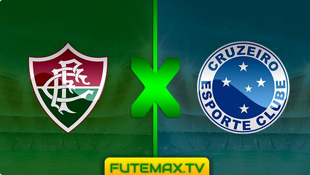Assistir Fluminense X Cruzeiro ao vivo HD com Imagem 18/05/2019 às 18hs00 - Campeonato Brasileiro de Futebol Série A (FUTEMAX) - PREMIERE