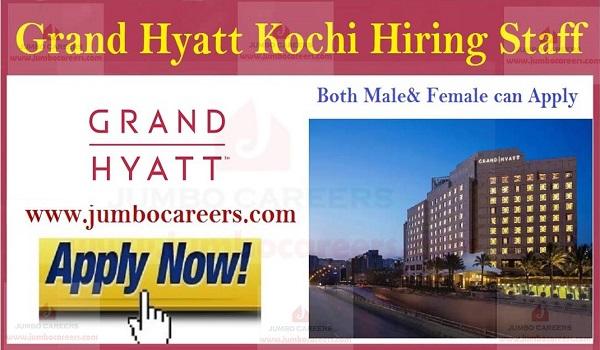 Hotel jobs in Kochi, Current jobs in Kochi,