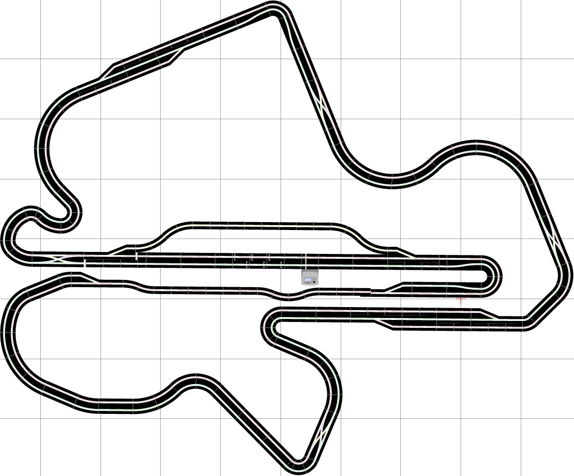 Adventures In Scalextric Racing The Great F1 Circuits