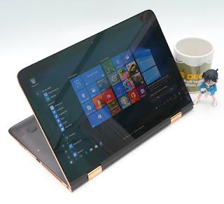HP Spectre X360 13-4125TU Gold 2nd