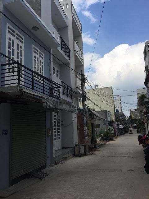 Bán nhà hẻm xe hơi 6m đường số 4 Bình Hưng Hòa quận Bình Tân