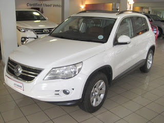 CAR FOR SALE IN CAPE TOWN - 2010 VolksWagen Tiguan 2.0 TDI 103 Kw DSG