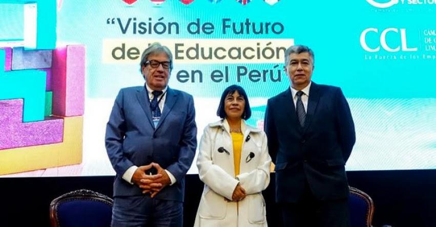 MINEDU: Viceministra de Gestión Pedagógica inaugura foro internacional de educación - www.minedu.gob.pe