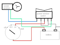 Wiring Switch Door Power Diagram Pigtail