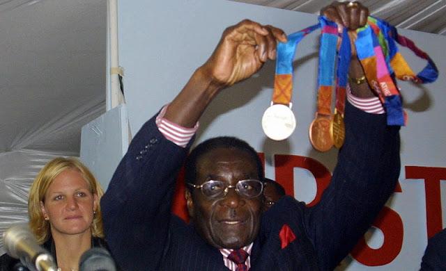Presidente de Zimbambue arresta a sus deportistas olímpicos por fracaso en Río