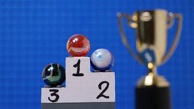 CORRIDA de BOLINHAS de GUDE com SELEÇÕES de PAISES - WORLD CUP Marble run