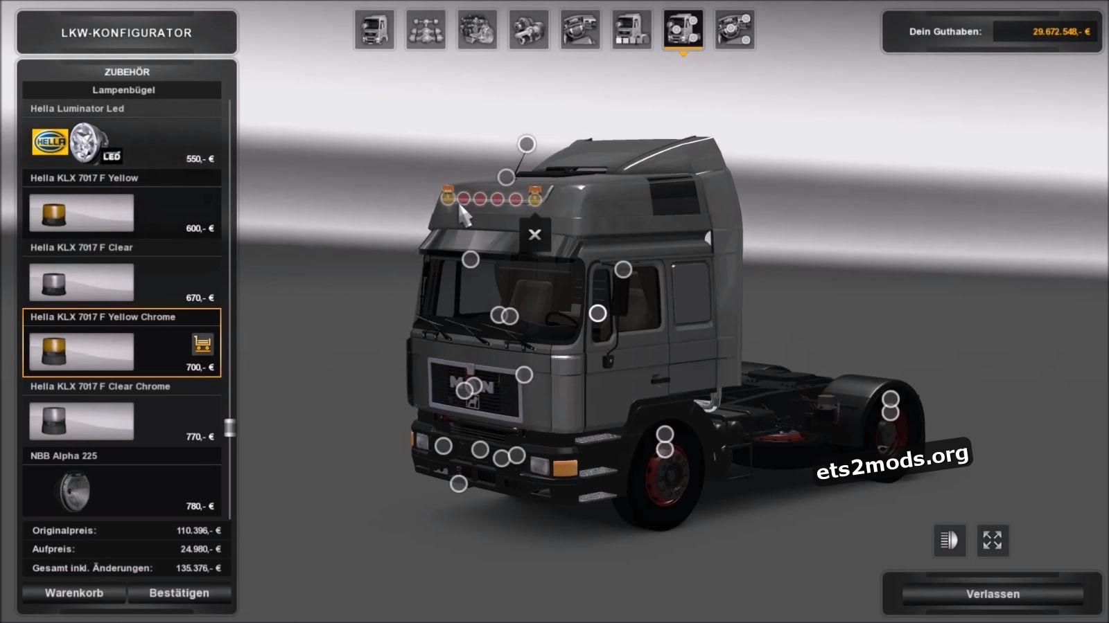 Truck - MAN F90 v3.0