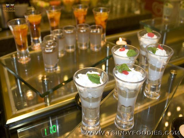 buffet 101 desserts
