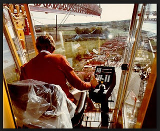 crane Operator's cab