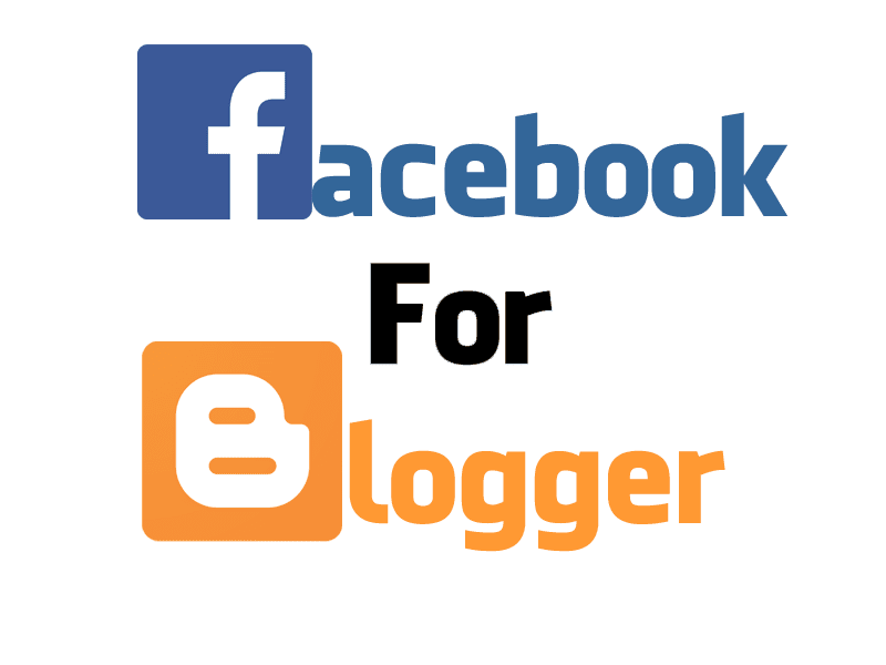 How to add facebook to blogger