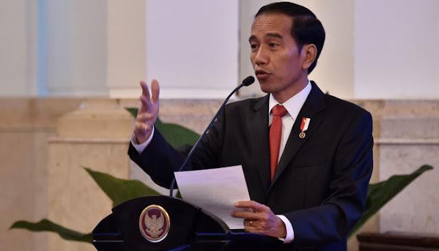 Presiden Jokowi Hadiri Hari Perdamaian Internasional Di Sumenep