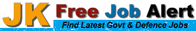 Jkfreejobalert.com: Find Latest Govt. and Defence Jobs