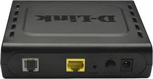 DSL Internet connection