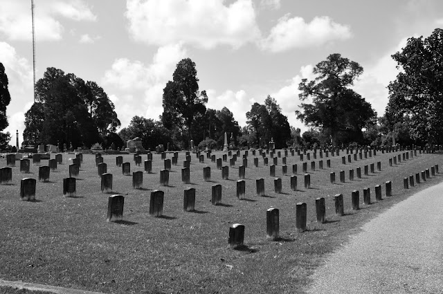Odd Fellows Civil War Cemetery Macon, MS