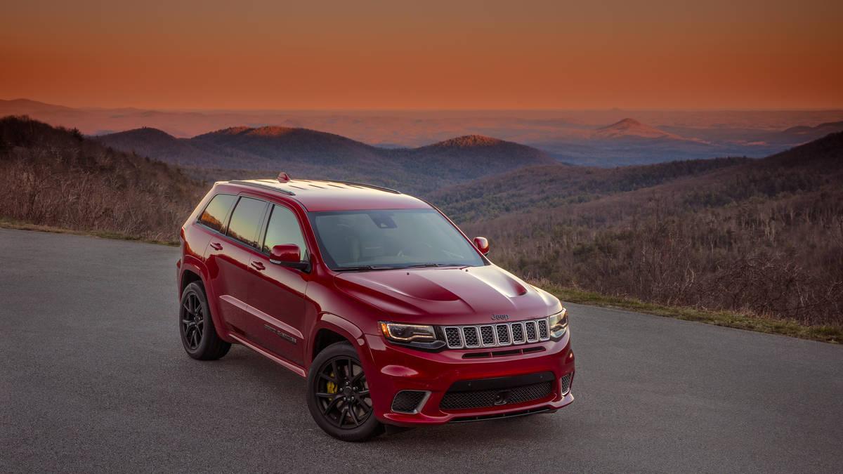 Jeep Grand Cherokee Trackhawk 2018: SUV com 707 cv | CAR ...