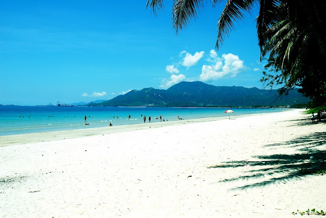 Top beaches highly appreciated by foreign tourists in Vietnam 1