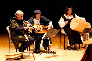Menestrils al Centre Cultural El Teular de Cocentaina