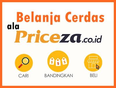 Belanja Cerdas ala Priceza Indonesia