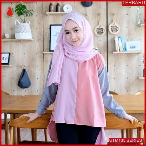 UTM103A78 Baju Aisyah Muslim Tunik UTM103A78 067 | Terbaru BMGShop