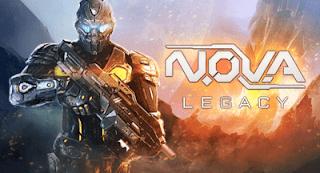 N.O.V.A Legacy Offline Mod Apk