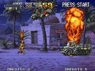 Metal Slug X+arcade+game+portable+videojuego+descargar gratis