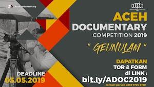 Aceh Documentary Kembali Buka Beasiswa untuk Produksi Film Dokumenter