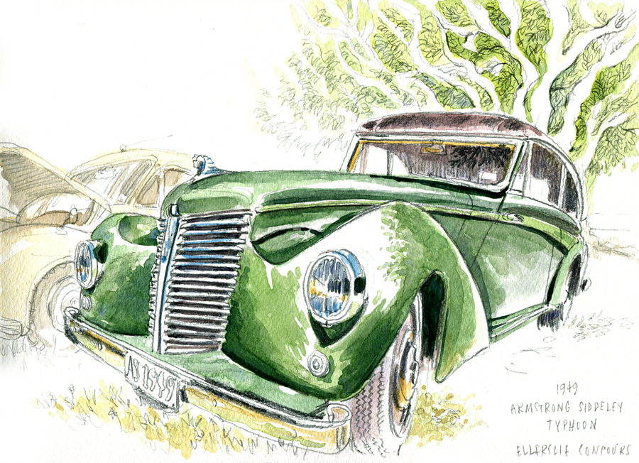 The Object Of The Concours Game Is To Enter Your Car In The Finest  Condition As Possible. Entrants Earn Points For Originality And Condition  And Many Of The ...