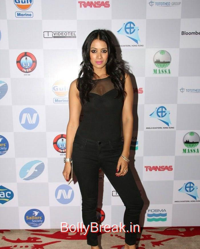 Barkha Bisht Sengupta, Celebs At 14th Sailor Today Seashore Awards 2015