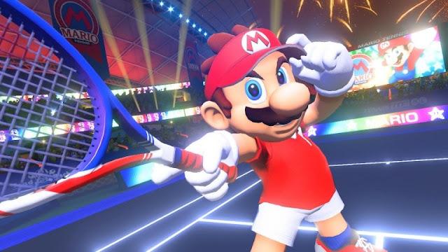 تحديد موعد إصدار لعبة Mario Tennis Aces على جهاز السويتش