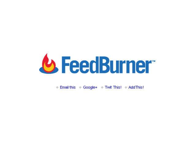 FeedBurner 供稿 RSS Feed 加入社群分享按鈕_001