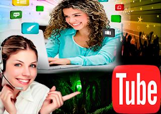 Criar banner youtube